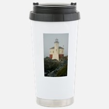 Coquille River Lighthou Stainless Steel Travel Mug