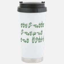 Teachers change the world Travel Mug