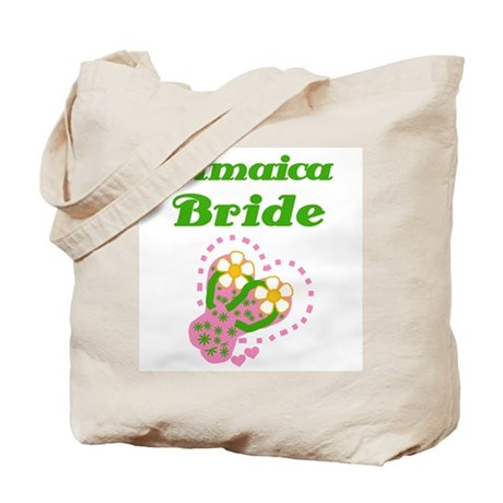 Jamaica Bride Tote Bag