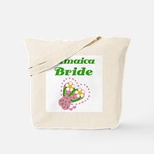 Jamaica Bride Tote Bag