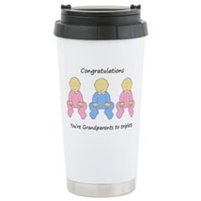 Congratulations you're  Travel Mug