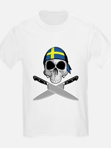 Swedish Chef: Chef Knives T-Shirt