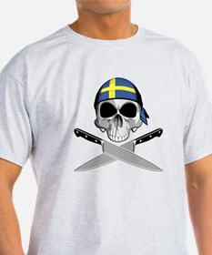 Swedish Chef: Chef Knives T-Shirt