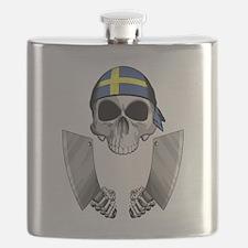 Swedish Butcher Flask