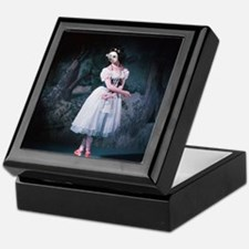 The Red Shoes Keepsake Box