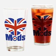 Mods Drinking Glass