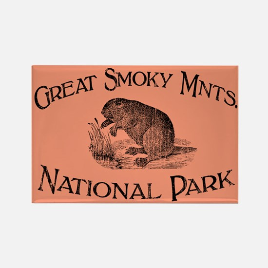 Great Smoky Mnts NP Rectangle Magnet (100 pack)