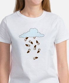 """Chocolate Bar Rain"" Tee"