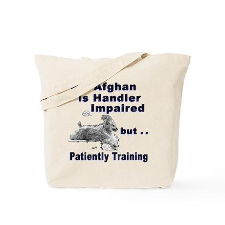 Afghan Agility Tote Bag
