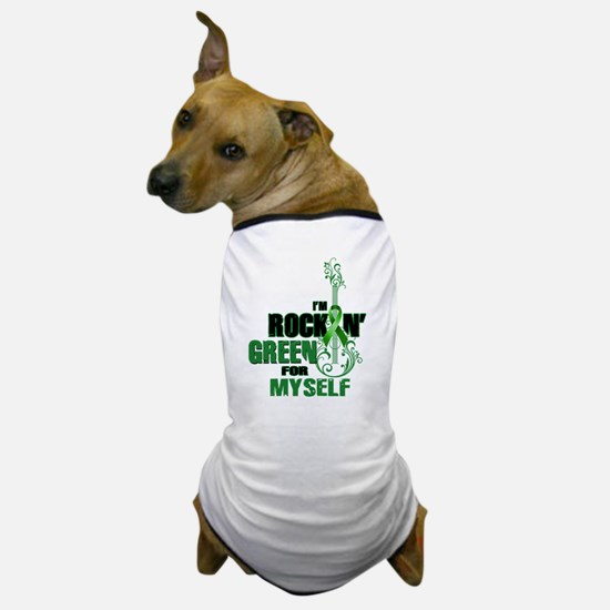 RockinGreenForMyself Dog T-Shirt