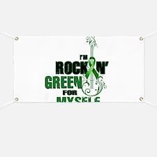 RockinGreenForMyself Banner