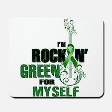 RockinGreenForMyself Mousepad