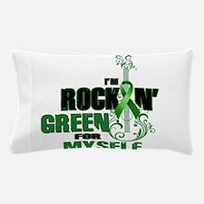 RockinGreenForMyself Pillow Case