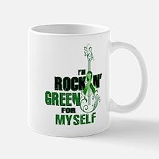RockinGreenForMyself Mugs