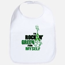 RockinGreenForMyself Bib
