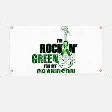RockinGreenForGrandson Banner