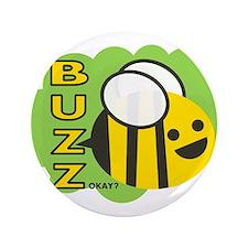 "Buzz 3.5"" Button (10 pack)"