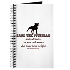 Save The Pit bulls Journal