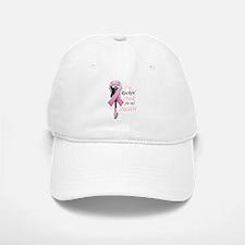 I'm Rockin Pink for my Cousin Baseball Baseball Baseball Cap