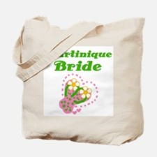 Martinique Bride Tote Bag