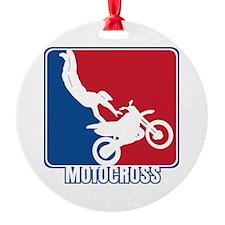 Major League Motocross Ornament