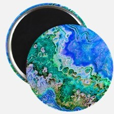 Native American Indian Turquoise Magnet