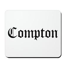 Compton Mousepad/Floormat