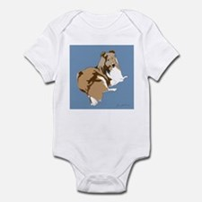 The Artsy Dog Infant Bodysuit