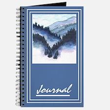 Winter Mountains - Journal