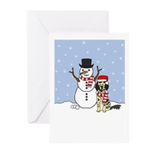 English Setter Holiday Greeting Cards (Pk of 20)