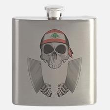 Lebanese Butcher Flask