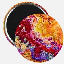Agate Planet Magnet