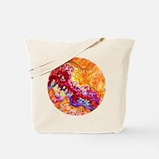 Agate Planet Tote Bag
