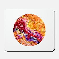 Agate Planet Mousepad