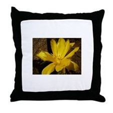 Cute Sun flower Throw Pillow
