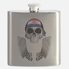 Croatian Butcher Flask