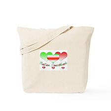 Italian Sweetheart Tote Bag