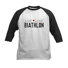 Live Love Biathlon Tee