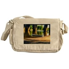 Lazy River Messenger Bag