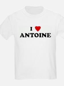 I Love ANTOINE T-Shirt
