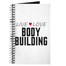 Live Love Body Building Journal