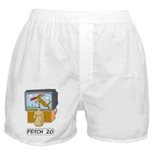 Lazy Couch Potato Boxer Shorts