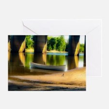 Lazy River Greeting Cards