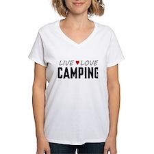 Live Love Camping Shirt