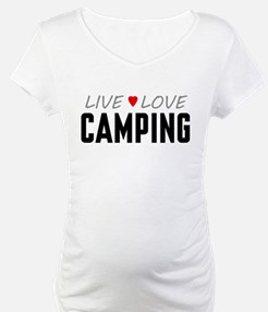 Live Love Camping Shirt