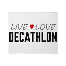 Live Love Decathlon Stadium Blanket