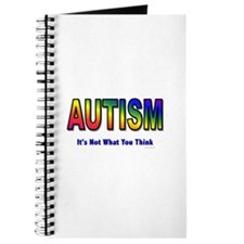 AUTISM: It's Not What You Think Journal
