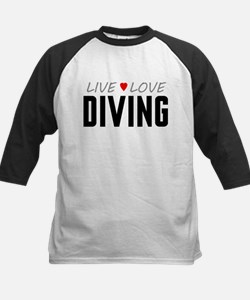 Live Love Diving Tee