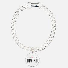 Live Love Diving Bracelet