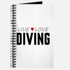 Live Love Diving Journal